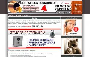 Cerrajeros Madrid